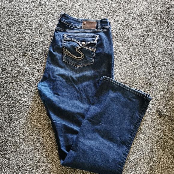 Suki Dawson Slim Bootcut jeans
